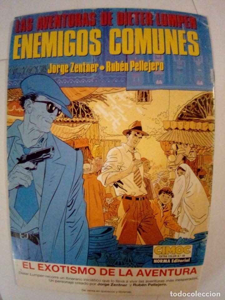 Cómics: LOTE DE 4 COMICS THE SPIRIT Nº 2-4-5-6 VER FOTOS - Foto 11 - 171837268