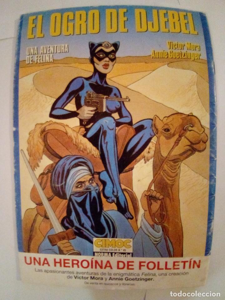 Cómics: LOTE DE 4 COMICS THE SPIRIT Nº 2-4-5-6 VER FOTOS - Foto 15 - 171837268