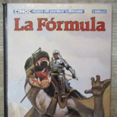 Cómics: COLECCION CIMOC PRESENTA - EL MERCENARIO - Nº 2 - LA FORMULA - SEGRELLES - NORMA . Lote 171915629