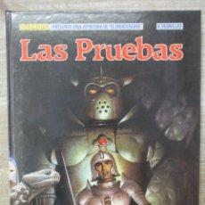 Cómics: COLECCION CIMOC PRESENTA - EL MERCENARIO - Nº 5 - LAS PRUEBAS - SEGRELLES - NORMA . Lote 171916207