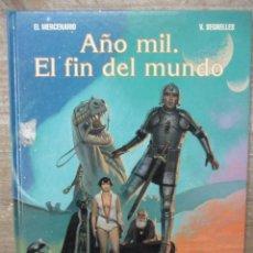 Cómics: COLECCION CIMOC PRESENTA - EL SACRIFICIO - Nº 12 - EL MERCENARIO - SEGRELLES - NORMA . Lote 171916835