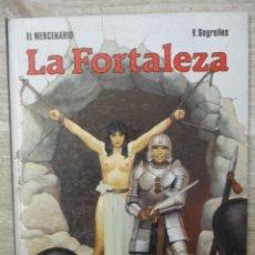 Cómics: COLECCION EL MERCENARIO - LA FORTALEZA - V SEGRELLES - Nº 5 - EDITORIAL NORMA NORMA. Lote 171919770