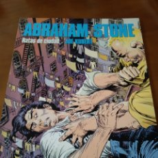 Cómics: ABRAHAM STONE. JOE KUBERT. Lote 171969142