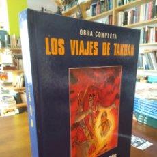 Cómics: LOS VIAJES DE TAKUAN. OBRA COMPLETA. LE TENDRE. SIMEONI. TADUC. Lote 172072030