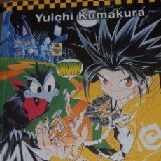 Cómics: JING EL REY EE LOS LADRONES MANGA YUICHI KUMAKURA. Lote 172081539