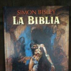 Cómics: LA BIBLIA. SIMÓN BISLEY. NORMA EDITORIAL, 2005. Lote 172093642