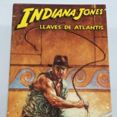 Cómics: INDIANA JONES Y LAS LLAVES DE ATLANTIS Nº 1 / NORMA. Lote 172107064