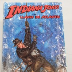 Cómics: INDIANA JONES Y LAS LLAVES DE ATLANTIS Nº 2 / NORMA. Lote 172107073