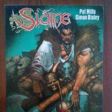 Cómics: SLAINE 3 EL REY DE LOS CELTAS - SIMON BISLEY - PAT MILLS - 1A EDICIÓN. Lote 172112239