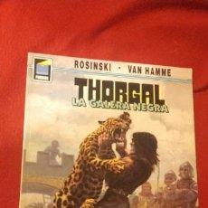 Cómics: THORGAL LA GALERA NEGRA - COL. PANDORA 51 - ROSINSKI & VAN HAMME - RUSTICA. Lote 172122530