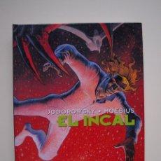 Cómics: EL INCAL - INTEGRAL - JODOROWSKY Y MOEBIUS - NORMA - 2ª EDICIÓN 2001. Lote 172132737