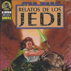 Fumetti: STAR WARS RELATOS DE LOS JEDI - 5 NUMEROS - COMPLETA - NORMA EDITORIAL - MUY BUEN ESTADO. Lote 230478740