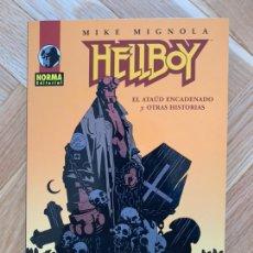 Cómics: HELLBOY. EL ATAÚD ENCADENADO Y OTRAS HISTORIAS. MIKE MIGNOLA. Lote 172146535