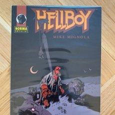 Cómics: HELLBOY. EL TERCER DESEO Y OTRAS HISTORIAS. MIKE MIGNOLA. Lote 172147379