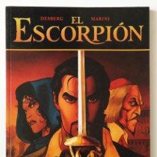 Cómics: EL ESCORPIÓN Nº 1 - LA MARCA DEL DIABLO - DESBERG/MARINI (NORMA). Lote 172194973