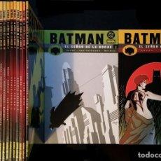 Cómics: BATMAN. EL SEÑOR DE LA NOCHE DE GREG RUCKA COL.COMPLETA 19 TOMOS NORMA 2005. Lote 172297560