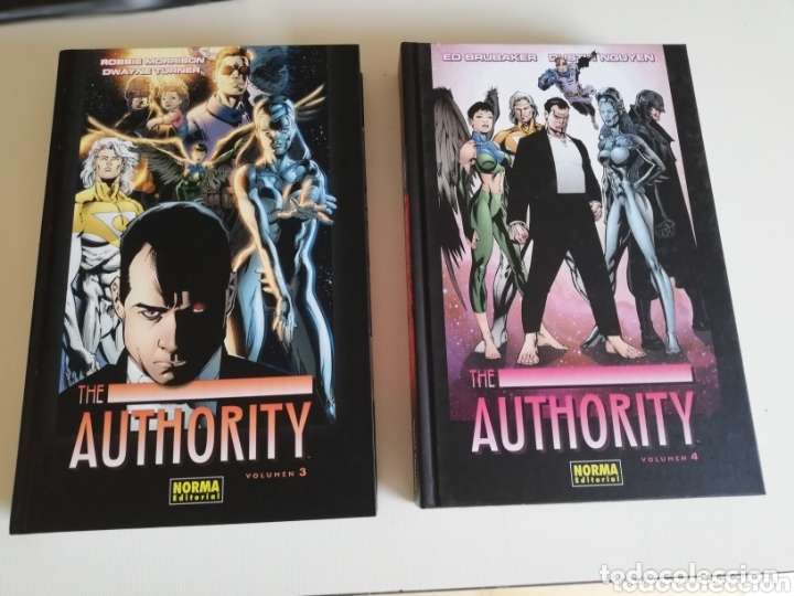 Cómics: The Authority COMPLETA - Foto 2 - 172300033
