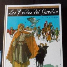 Cómics: LAS 7 SIETE VIDAS DEL GAVILÁN. COTHIAS. JUILLARD. EL INTEGRAL EDITORIAL NORMA. Lote 172318938