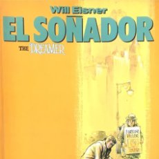 Cómics: EL SOÑADOR. THE DREAMER. WILL EISNER.. Lote 172319085
