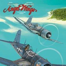 Cómics: CÓMICS. ANGEL WINGS 4. PARADISE BIRDS - YANN/ROMAIN HUGAULT (CARTONÉ). Lote 244510300
