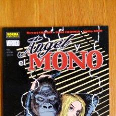 Cómics: ÁNGEL Y EL MONO (COL VÉRTIGO 245). Lote 172434917