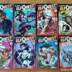 Cómics: ELFQUEST 1 AL 8. Lote 172440839
