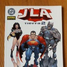 Cómics: JLA: TIERRA 2. Lote 172443100