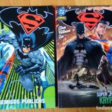 Cómics: SUPERMAN - BATMAN (LOTE). Lote 172447193
