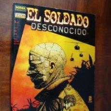 Cómics: EL SOLDADO DESCONOCIDO 1 (COL VÉRTIGO 59). Lote 172447753
