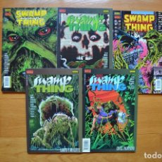 Cómics: SWAMP THING DE ALAN MOORE (NORMA). Lote 172449292