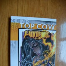 Cómics: ARCHIVOS TOP COW: WITCHBLADE 1. Lote 172450815