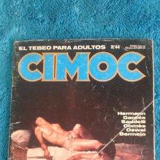 Cómics: CIMOC N° 44. Lote 172615740