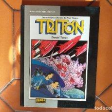 Cómics: TRITON. LAS AVENTURAS SIDERALES DE ROCO VARGAS. DANIEL TORRES.. Lote 172681459