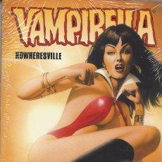 Cómics: VAMPIRELLA NOWHERESVILLE - NORMA ED. -TOMO A ESTRENAR. Lote 172748964