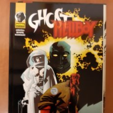 Cómics: GHOST HELLBOY MIKE MIGNOLA SCOTT BENEFIEL JASEN RODRÍGUEZ ¡IMPECABLE!. Lote 172872333