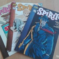Cómics: SPIRIT NUMEROS 1-2 Y 3. NORMA EDITORIAL. Lote 172958459