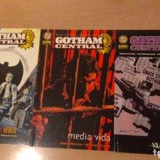 Cómics: GOTHAM CENTRAL (BATMAN). Lote 172961557