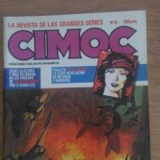 Cómics: CIMOC Nº 33 NORMA 1983. Lote 173075198
