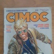 Cómics: CIMOC Nº 47 NORMA 1984. Lote 173075304