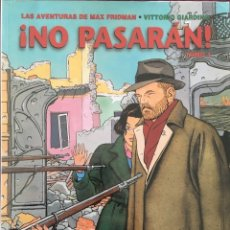 Cómics: LAS AVENTURAS DE MAX FRIMAN.¡ NO PASARÁN !, TOMO 1. VTTORIO GIARDINO. Lote 173082553