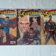 Cómics: SUPERMAN LEGADO. 3 TOMOS. 1, 2 Y 3. NORMA EDITORIAL. DC. NUEVOS.. Lote 173569000