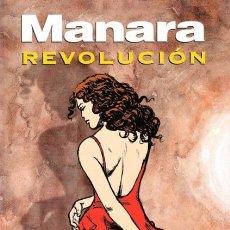 Cómics: REVOLUCION (MILO MANARA) COL. MANARA COLOR Nº 17 - NORMA - IMPECABLE - OFI15S. Lote 173667855