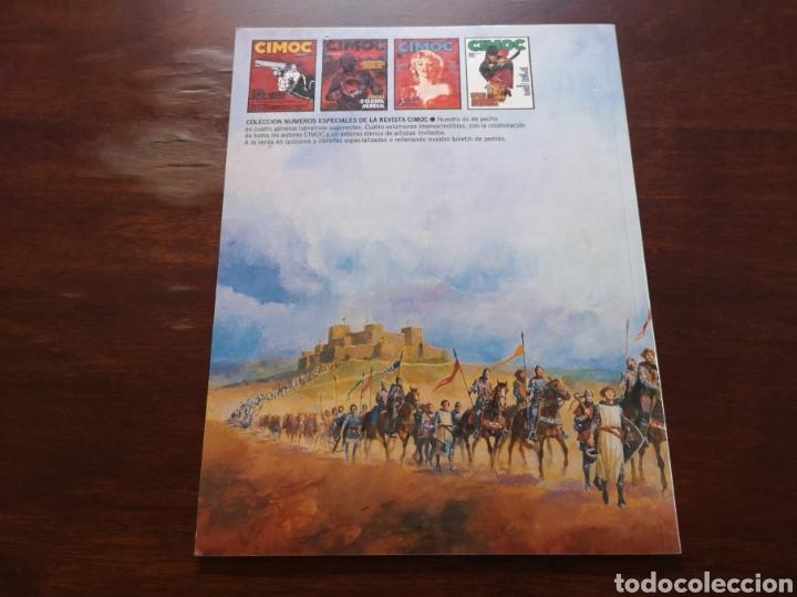 Cómics: Cimoc especial historia con abuli, Horacio altuna, Alfonso font, etc - Foto 2 - 173811849