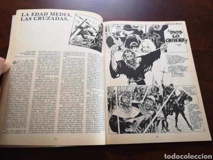 Cómics: Cimoc especial historia con abuli, Horacio altuna, Alfonso font, etc - Foto 4 - 173811849