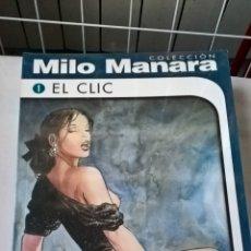 Cómics: COMICS: COLECCIÓN COMPLETA DEL 1 AL 17 - MILO MANARA 17 NÚMEROS. PRECINTADO. Lote 174048830