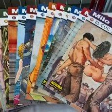 Cómics: COMICS: COLECCIÓN MILO MINARA DEL 18 AL 33. NUEVOS. Lote 174048850