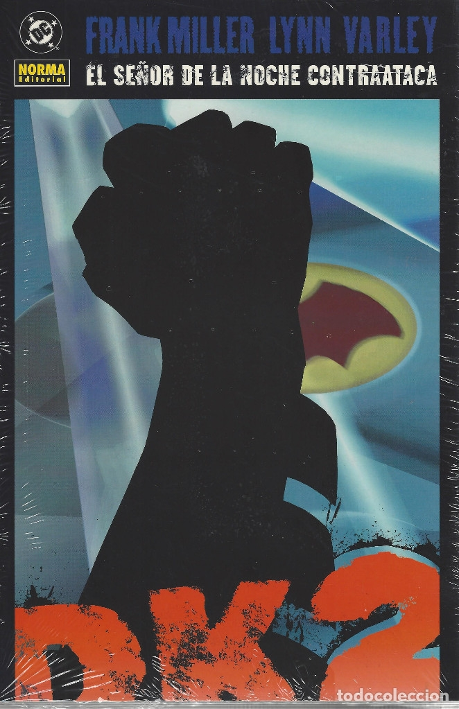 Cómics: BATMAN DK2 : EL SEÑOR DE LA NOCHE CONTRATACA - 3 TOMOS - FRANK MILLER - A ESTRENAR - Foto 2 - 174121709