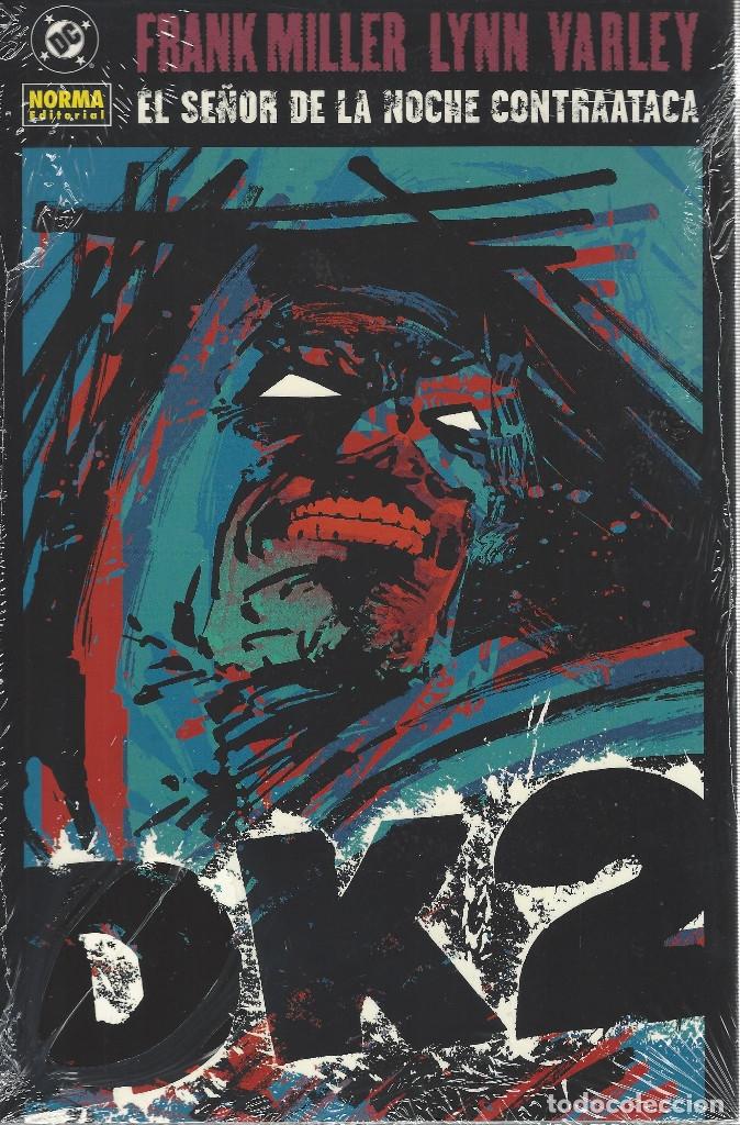 BATMAN DK2 : EL SEÑOR DE LA NOCHE CONTRATACA - 3 TOMOS - FRANK MILLER - A ESTRENAR (Tebeos y Comics - Norma - Comic USA)