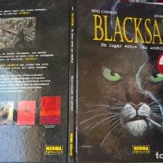 Cómics: COMICS: BLACKSAD - N. 1 - UN LUGAR ENTRE LAS SOMBRAS. Lote 174158398