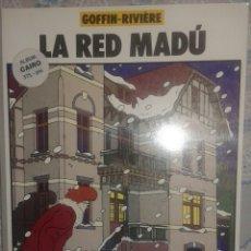 Cómics: LA RED MADÚ: ÁLBUM CAIRO: NORMA. Lote 174242557